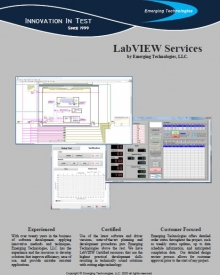 LabVIEW Services